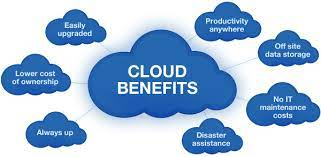 benefits of google cloud