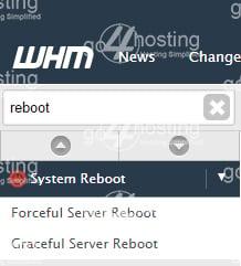 reboot-whm-dashboard